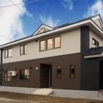 生活の変化を考慮した拡張性のある二世帯住宅。農作業もしやすいシューズインクローゼット。