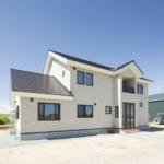 最新技術と人智を尽くした2F建て二世帯住宅。