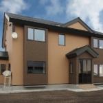 将来の為にプライベートスペースを重視した二世帯住宅。